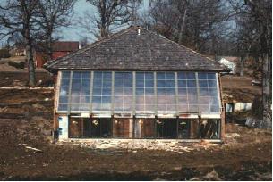 Build Your Own Greenhouse Solarium Sun Room Using Sun